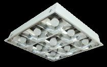 Máng Đèn LED 600x600 DuHal PQX905
