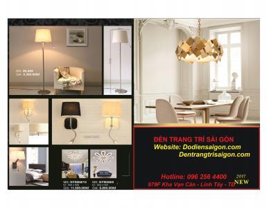 Catalogue Đèn Trang Trí 02