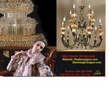 Catalogue Đèn Trang Trí 03