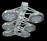 Đèn LED Chiếu Điểm DUHAL AIC807