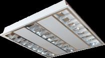 Máng Đèn LED Phản Quan Âm Trần 605X300 TDA214